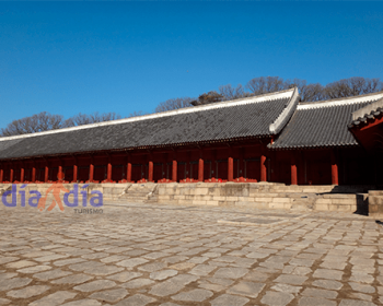 Palacio DeoksuGung adentro