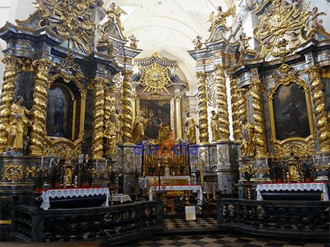 Corpus Christi en Cracovia