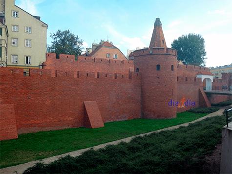Barbacana de Varsovia