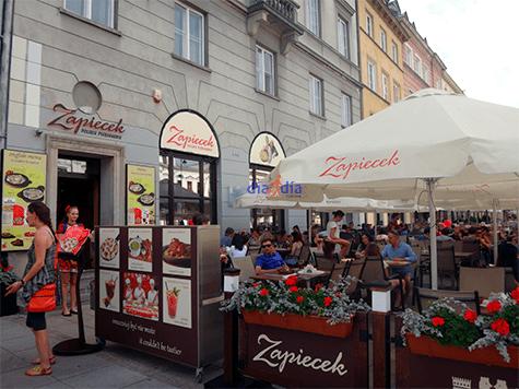 Zapiecek, restaurante de pierogies