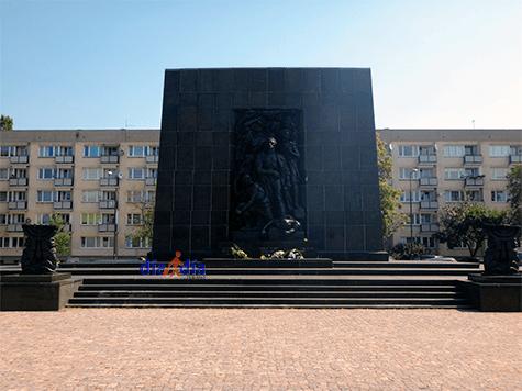 Monumento al ghetto de Varsovia